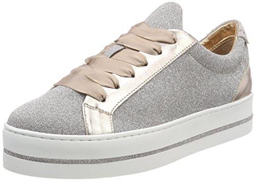 Maripe Damen 26241 Sneaker, Pink (Glitter Rosa Pallido), 36 EU