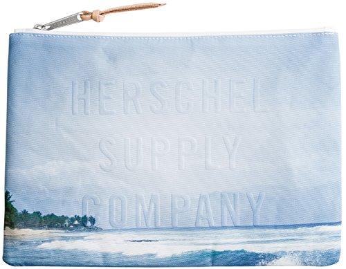 HERSCHEL BEACH/PALM blau / grün