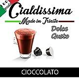 Cialdissima Dolce Gusto Cioccolato - 100 kompatible Kapseln