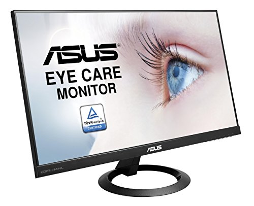 Asus VX24AH 24 inch Frameless IPS 5 ms Console Gaming Monitor utilizing twice HDMI ports 2560 x 1440 300 cd m2 Monitors