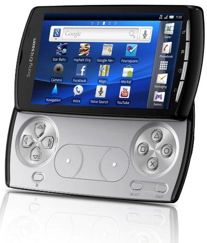 Foto Sony Ericsson Xperia PLAY Smartphone,schermo touchscreen da 10,1 cm (4 pollici), fotocamera da 5 Megapixel, Android OS 2.3, inclusi 7 giochi preinstallati, colore: Nero