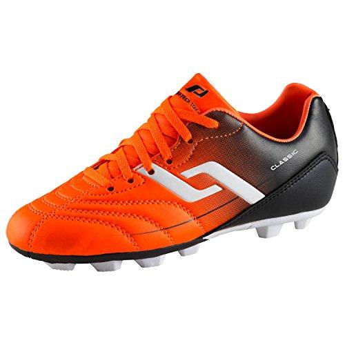 Pro Touch Fußb-Sch.Classic Hg Jr. - orange/schwarz Orange