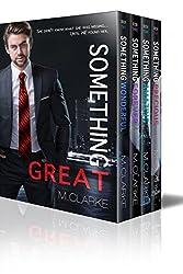 Something Great Series Box Set (English Edition)