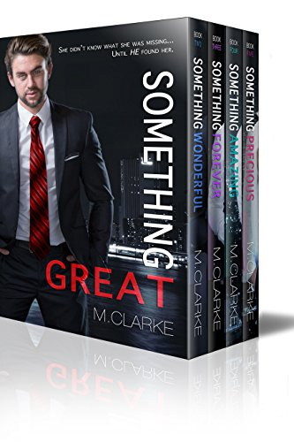 Something Great Series Box Set (English Edition)...
