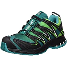 Salomon L39071300, Zapatillas de Trail Running para Mujer