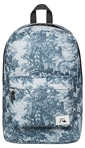 Imagen de quiksilver  night track print backpack gris sunset tunnels snow white talla 44 x 29 x 13 cm, 22 liter