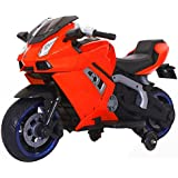 Toy House Superbike Lambroghini Style Ride-On For Kids - Red