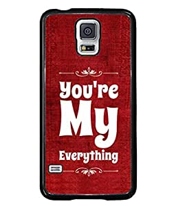 99Sublimation Designer Back Case Cover for Samsung Galaxy S5 Mini :: Samsung Galaxy S5 Mini Duos :: Samsung Galaxy S5 Mini Duos G80 0H/Ds :: Samsung Galaxy S5 Mini G800F G800A G800Hq G800H G800M G800R4 G800Y (Best quotes design case best symbol and sign case )