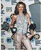 Kylie Minogue Signiert Autogramme 25cm x 20cm Foto