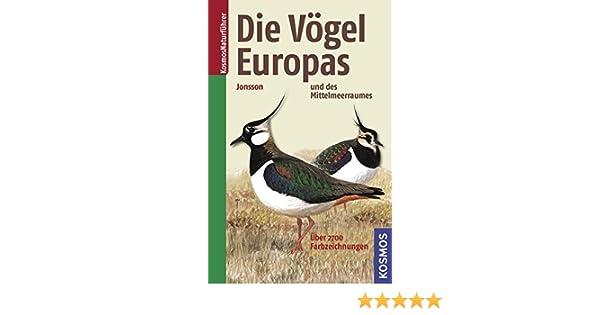 Die Vögel Europas und des Mittelmeerraumes: Amazon.co.uk ...