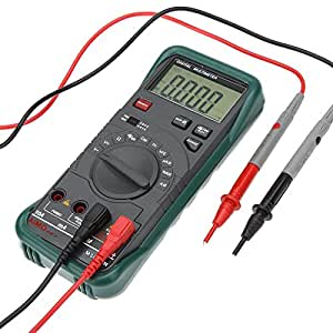 AIMO kKmoon mS8268N auto range multimètre numérique de tension cC/cA, capacité frequenzwiderstand testeur de courant de diode