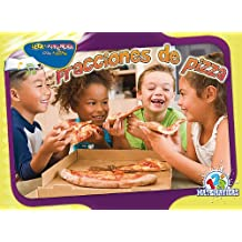 Fracciones de pizza / Fraction Pizza: Lap Book (Happy Reading Happy Learning Spanish Lap Books)
