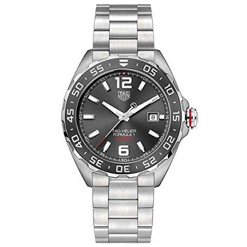 TAG Heuer Herren-Armbanduhr Armband Edelstahl Automatik Analog WAZ2011.BA0842