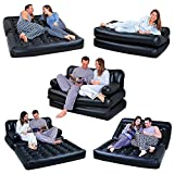 Best Blow Up Beds - Skyzone 5 in 1 Inflatable Sofa Air Cushion Review