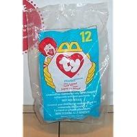 1998 Mcdonalds Ty Teenie Beanie Peanut Happy Meal Toy #12 MIP Elephant by McDonalds