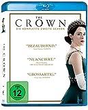 The Crown - Die komplette zweite Season [Blu-ray]