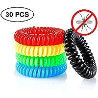 Aolvo Mückenabwehrband, 10 Stück, Insektenabwehr-Armband, 100% natürlich, deetfrei, Insektenabwehr-Armband, wasserdicht... preisvergleich bei billige-tabletten.eu