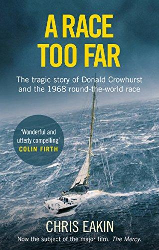 A Race Too Far (English Edition) por Chris Eakin