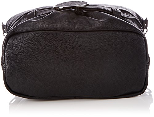 Tamaris GRETA Hobo Bag 1976152-001 Damen Schultertaschen 29x34x14 cm (B x H x T) Schwarz (Black)