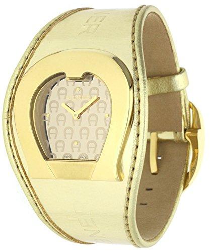 MFH. AIGNER Orologio da donna orologio A41213 in pelle oro prezzo consigliato: 549,? NUOVO 8457