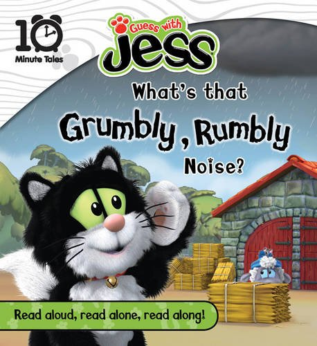 What's that grumbly, rumbly noise?