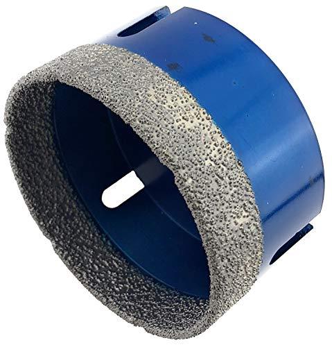 PRODIAMANT Premium Diamant-Bohrkrone Fliese/Feinsteinzeug 78 mm x M14 PDX955.880 78mm passend für Winkelschleifer