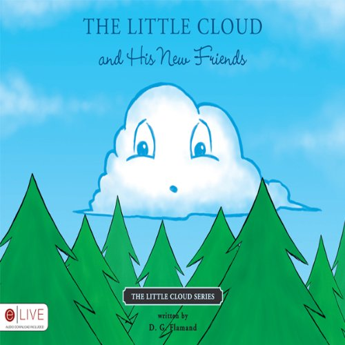 The Little Cloud and His New Friends  Audiolibri