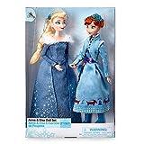 NEU Disney Anna und Elsa Puppenset, Olafs Gefroren Abenteuer
