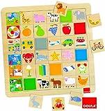 Jumbo Spiele D55124 - Verbindung von Gemeinsamkeiten, Lernspielzeug