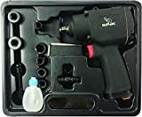 3/8'' Impact Wrench (With 8 Socket) Image