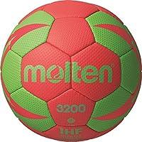 MOLTEN Handball - Pelota de Balonmano, Color, Talla 2