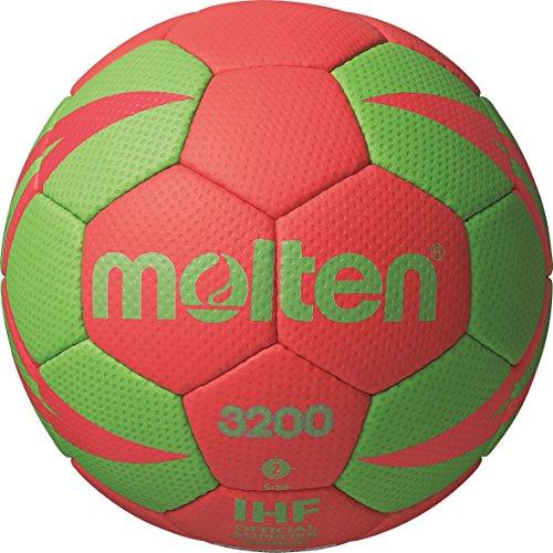 molten Handball, Rot/Grün, 3, H3X3200-RG2