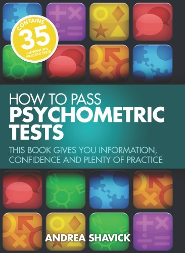 How to pass psychometric tests this book gives you information how to pass psychometric tests this book gives you information confidence and plenty of fandeluxe