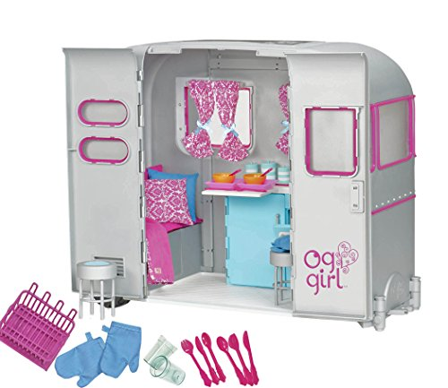 Our Generation R. V. Seeing You Camper for 18-Inch Dolls by Our Generation