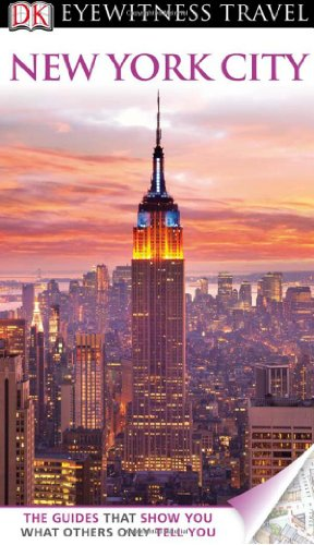 DK Eyewitness Travel Guide: New York City