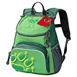 Jack Wolfskin Kinder Little Joe Rucksack, Leaf Green, 32x29x2 cm