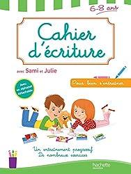 Cahier d'écriture Sami et Julie