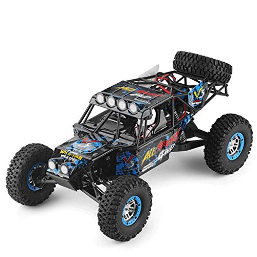 RC Coche Monster Truck Off Road 4x4 RTR 4WD Todo Terreno