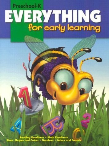 Everything for Early Learning: Grades Preschool-K by Tribune Education (2002-09-03)