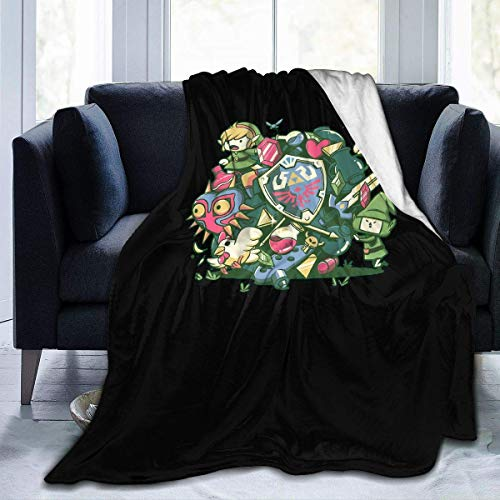 Dark Forest Let 's Roll Link Weiche und Bequeme dünne warme Global Blanket Printing Velvet Blanket/Blanket/Blanket Anti-Pilling