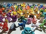Lots 24pcs 2-3cm Pokemon mini random Pearl ct Figures