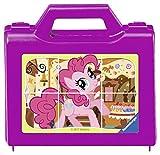 Ravensburger 07430 - My little Pony - 6 Teile Würfelpuzzle für Kinder