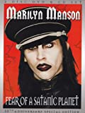 Marilyn Manson - Fear of a Satanic Planet (+ CD) [2 DVDs]