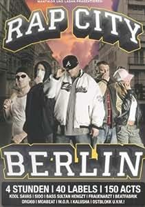 Various Artists - Rap City Berlin