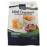 Nutri Free Mini Crackers - 5 Confezioni da 8 x 240 g