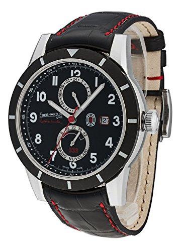 Eberhard & Co Tazio Nuvolari–Edition Limitee 336–Date GMT Power Reserve 41033.01CP