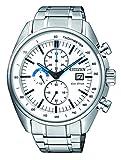 Citizen Herren-Armbanduhr Chronograph Quarz Edelstahl CA0590-58A