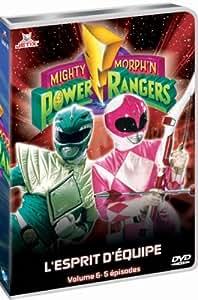 Power Rangers - Mighty Morphin', volume 6