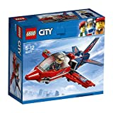 #5: Lego 60177 City Vehicles Airshow Jet
