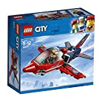 LEGO City - Great Vehicles Jet Acrobatico, Multicolore, 60177 LEGO
